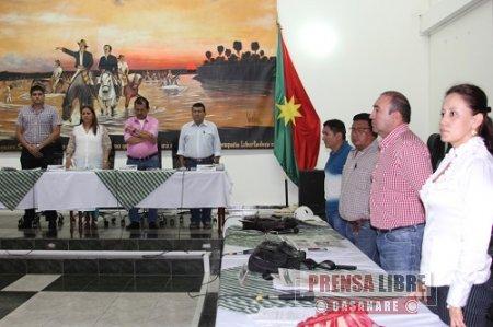 4 proyectos de ordenanza presentó la Gobernación a la Asamblea departamental