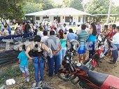 Bloqueos en Villanueva a Acuatodos. Transportadores de agua levantaron protesta en pozo profundo en Yopal